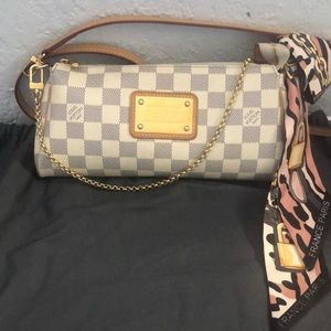 Louis Vuitton Damier Eva